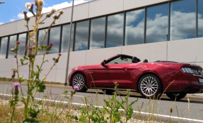 Ford Mustang Cabrio 5.0 GT Test