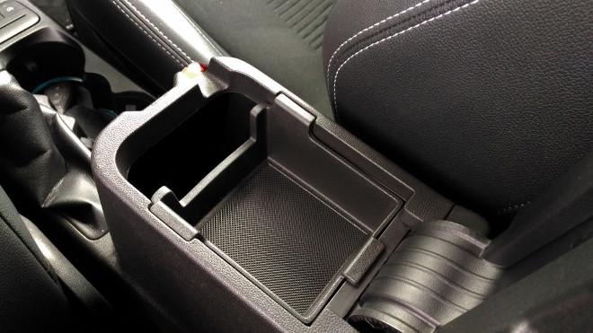 Ford Fiesta ST 3Zylinder Ablage
