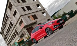 Ford Fiesta ST 200 PS Front