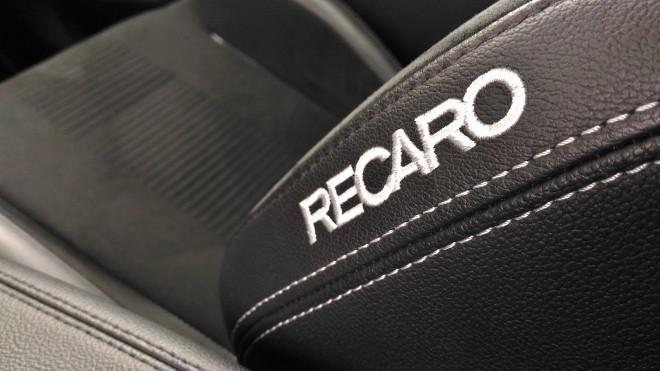 Ford Fiesta ST Dreizylinder, Recarositze, Sportsitze