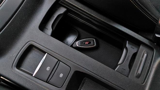 Ablagen Ford Focus ST 280 PS