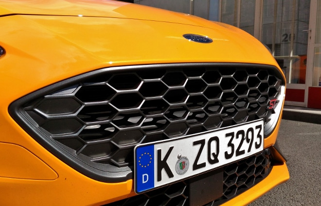 Grill Ford Focus ST 280 PS