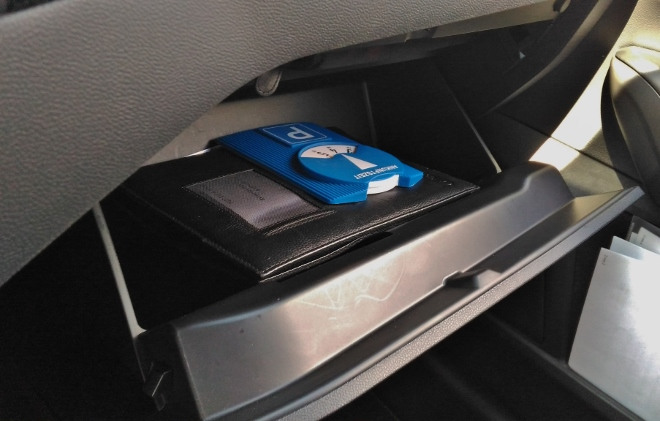 Handschuhfach Ford Focus ST 280 PS