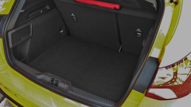 Kofferraum Ford Focus ST 280 PS