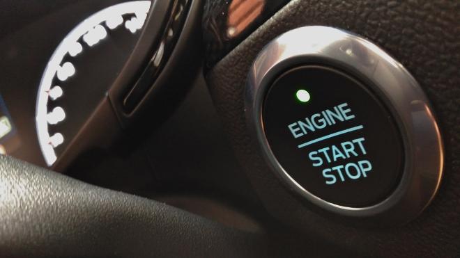 Startschalter Ford Focus ST 280 PS