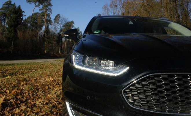 Ford Mondeo Turnier Vignale 20 Tdci Bi Turbo Test Volle Packung