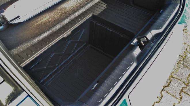 Ford Puma Hybrid Kofferraumfach