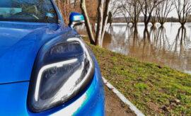 Ford Puma Hybrid Scheinwerfer