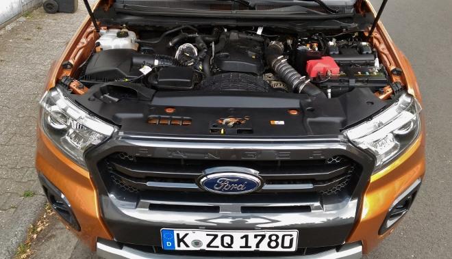 Diesel Motor 170 PS Ford Ranger Pick up