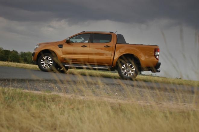 Ford Ranger Pick up 5-Sitzer Diesel