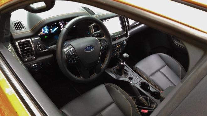 Innenraum Ford Ranger Pick up