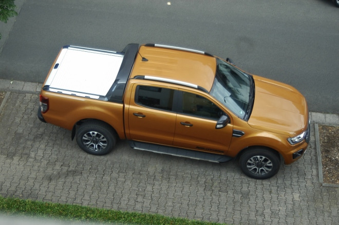 Lade Flaeche Ford Ranger Pick up 5-Sitzer