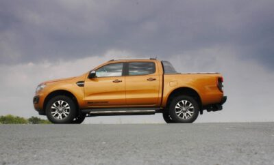 Ford Ranger Pick-up Wildtrak