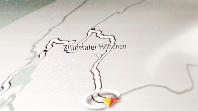 Zillertal, Zillertaler Höhenstraße, Austria