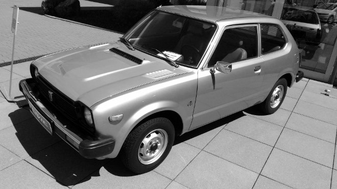 Honda Civic Serie 1 1973