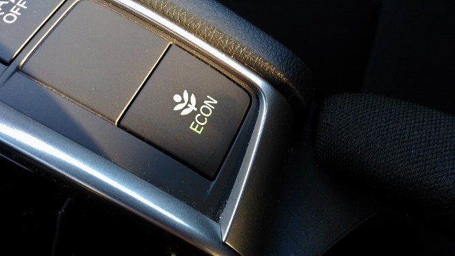 Honda Civic Hatchback 2018 Ecotaste, Eco