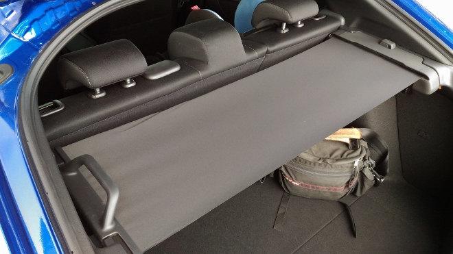 Honda Civic Hatch 2018 Kofferraumabdeckung