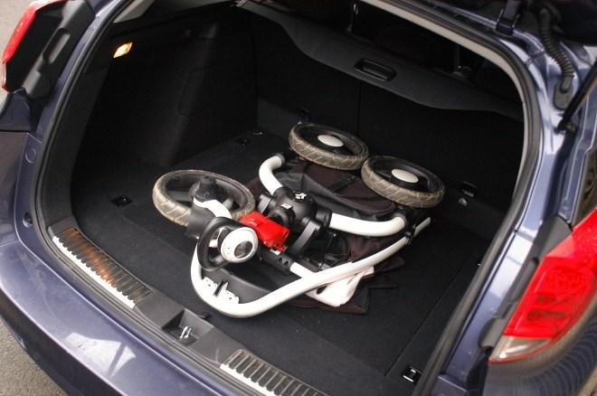 Honda Civic Kombi Kofferraum