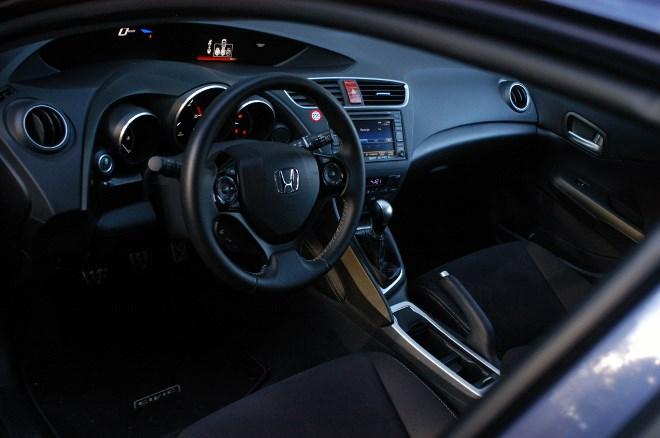 Honda Civic Tourer Diesel Armaturenbrett