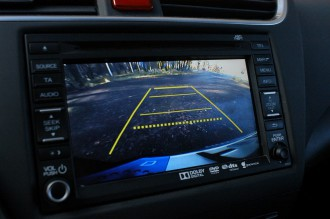 Honda Civic Tourer Diesel Kamera