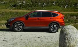 Honda CR-V 1.6 Diesel im Test