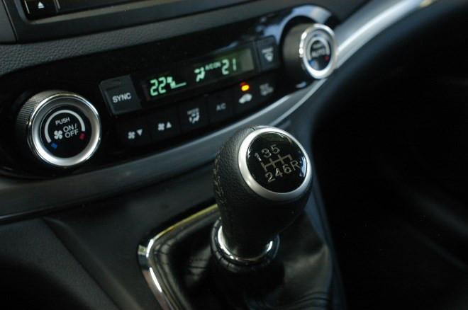Honda CR-V 1.6 Diesel 6 Gang Schaltung