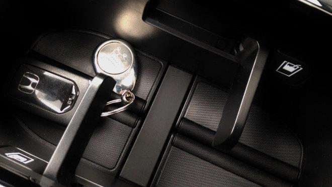 Honda HR-V 2018 Becherhalter