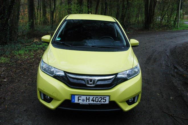 Honda Jazz 1.3 Front