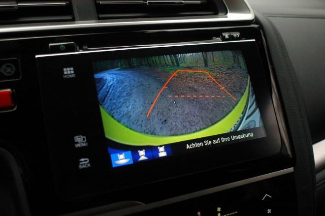 Honda Jazz 1.3 Kamera