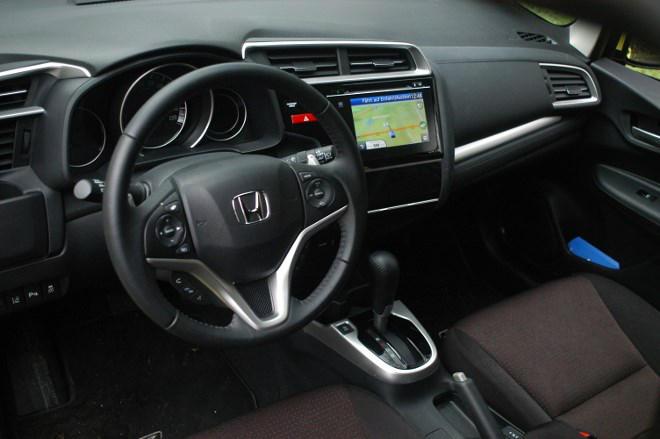 Honda Jazz 1.3 Innenraum