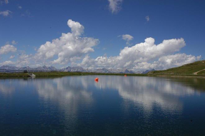 See auf em Hochzeiger, Pitztal