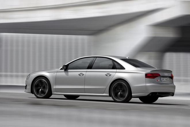 Audi S8 plus IAA 2015