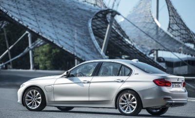 IAA 2015 BMW 330e Hybrid