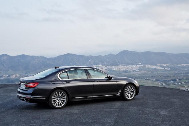 IAA 2015 BMW neuer 7er