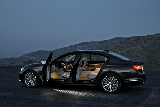 BMW neuer 7er