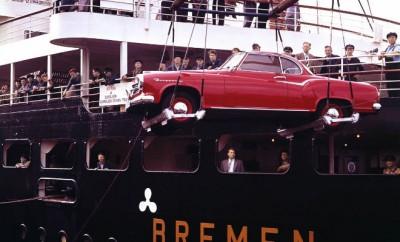 IAA Borgward SUV Isabella