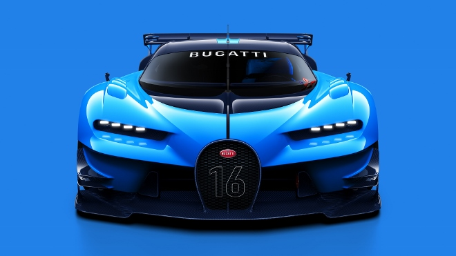 IAA 2015 Bugatti Chiron neuer