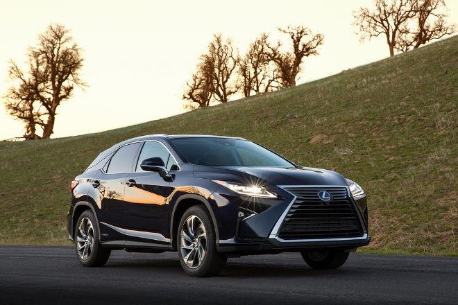 Lexus RX 2015 / 2016