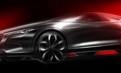 IAA 2015: Mazda Koeru Concept Car