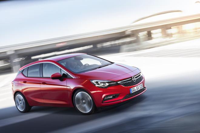 IAA 2015 Neuer Opel Astra