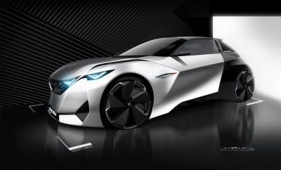 Peugeot Studie IAA 2015