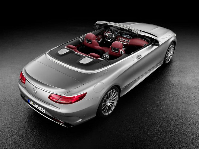 iaa 2015 neuheiten mercedes glc s cabriolet c coup v. Black Bedroom Furniture Sets. Home Design Ideas