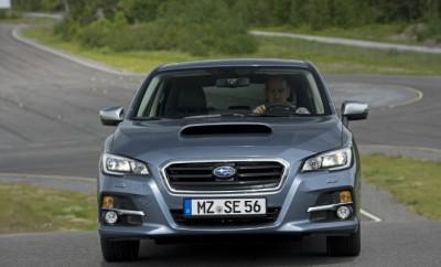 Neuer Subaru Levorg
