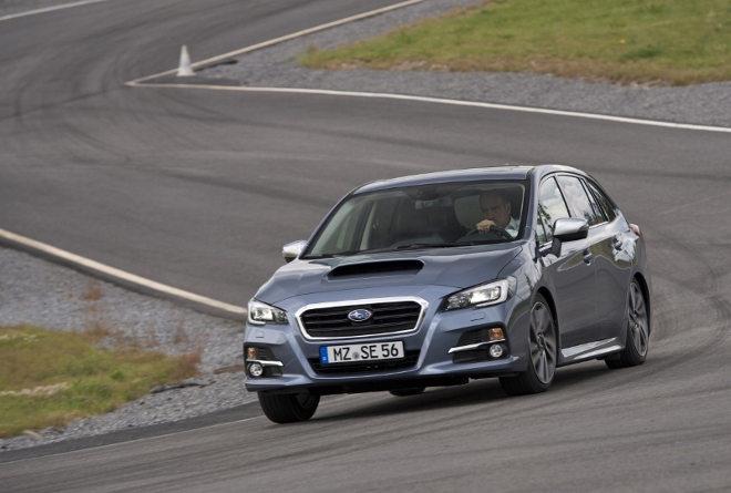 Subaru Levorg IAA