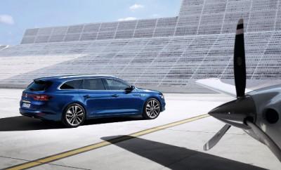 IAA 2015 Neuer Renault Talisman Kombi