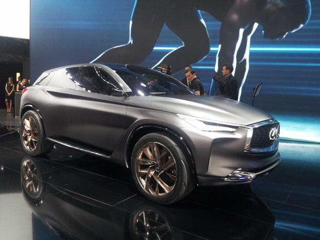 Neuheiten u, Studien und concept cars Paris 2016
