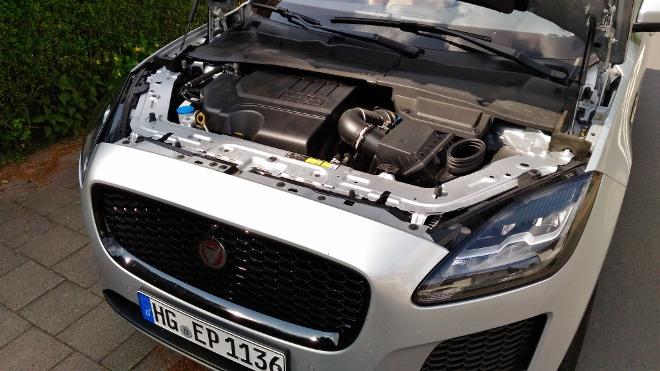 Jaguar E-Pace P200 Motor, 200 PS, Einstiegsbenziner