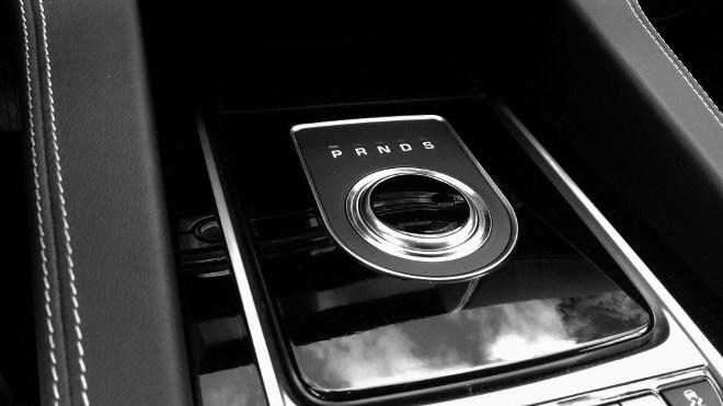 Jaguar F-Pace Interior Automatik