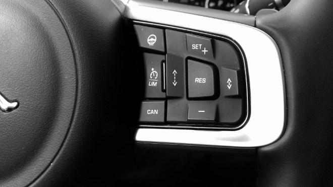 Jaguar F-Pace Interior Lenkrad