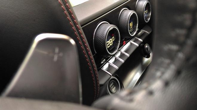 Klimaregler F-Type Cabrio P380